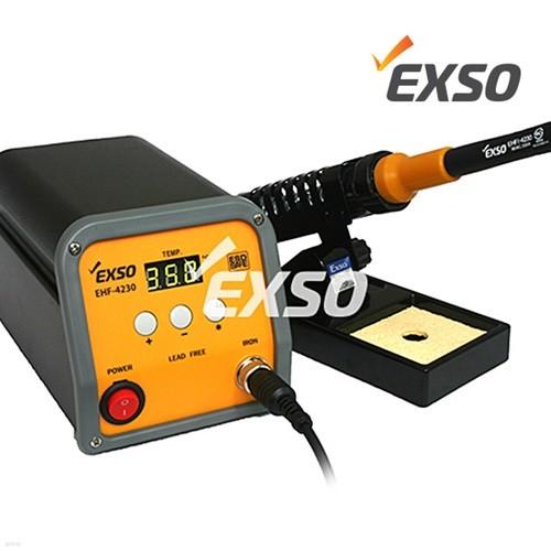 엑소EXSO 고주파 인두기 EHF-4230