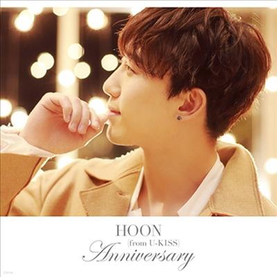 훈 (Hoon) - Anniversary (CD+DVD)