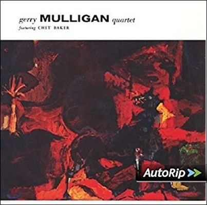 Gerry Mulligan & Chet Baker (게리 멀리건, 쳇 베이커) - Gerry Mulligan Quartet [LP]