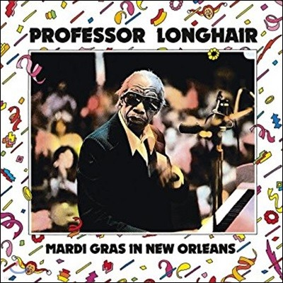 Professor Longhair (프로페서 롱헤어) - Mardi Gras In New Orleans [Limited Edition LP]