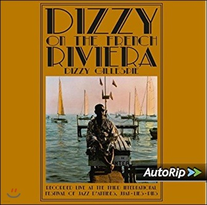 Dizzy Gillespie (디지 길레스피) - Dizzy On The French Riviera [Limited Edition LP]