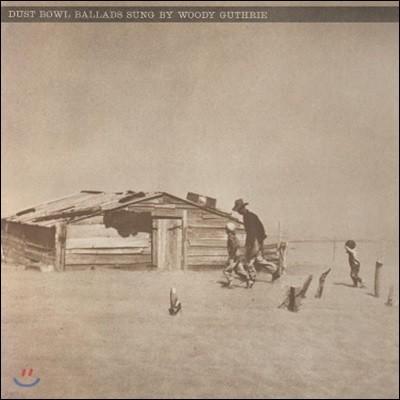 Woody Guthrie (우디 거스리) - Dust Bowl Ballads [Limited Edition LP]