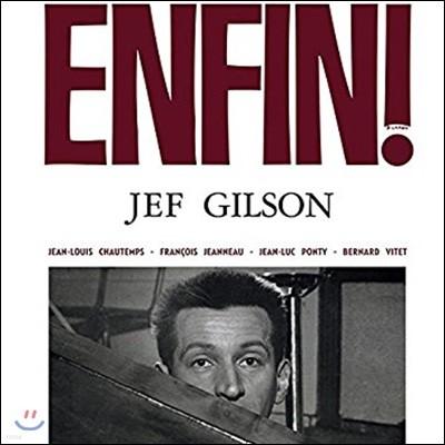 Jef Gilson (제프 길슨) - Enfin ! [LP]