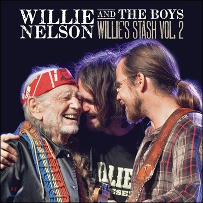 Willie Nelson (윌리 넬슨) - Willie and the Boys: Willie's Stash Vol.2 [LP]