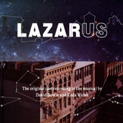 O.C.R. - Lazarus (라자루스) (Original Cast Recording) (Musical)(Digipack)(2CD)