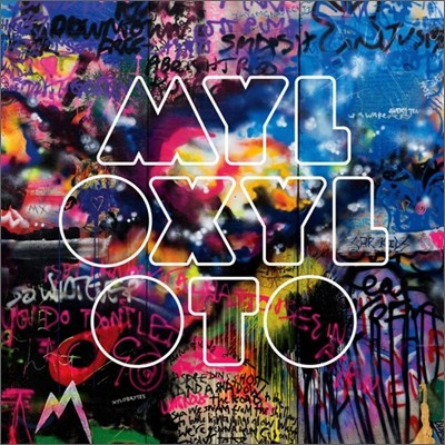 Coldplay - Mylo Xyloto 콜드플레이 5집