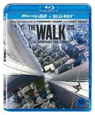 하늘을 걷는 남자 3D & 2D 합본 (2Disc 일반판) : 블루레이
