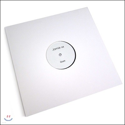 Jamie XX (제이미 엑스엑스) - Gosh [화이트 컬러 12인치 Vinyl]