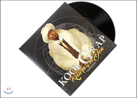 Kool G Rap (쿨 지 랩) - Return of the Don [LP]
