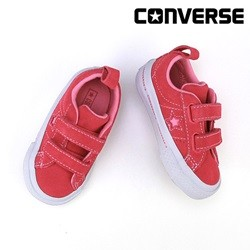 [컨버스키즈] ONE STAR 2V OX PAPADISE PINK 760038C (베이비)