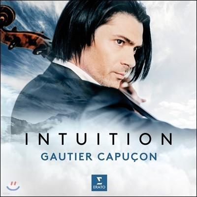 Gautier Capucon 고티에 카퓌송 첼로 소품집 '인투이션' (Intuition) [LP]