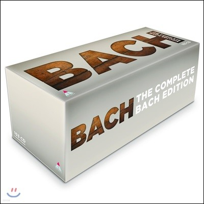 바흐 작품 전집 (J.S. Bach: The Complete Bach Edition)