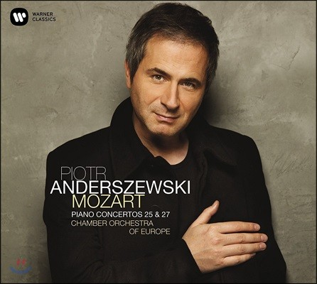 Piotr Anderszewski 모차르트: 피아노 협주곡 25, 27번 (Mozart: Piano Concertos K.503 & K.595)