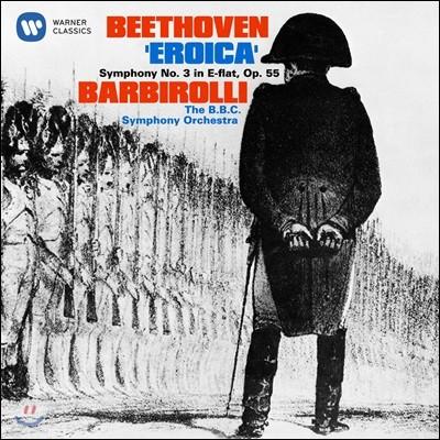John Barbirolli 베토벤: 교향곡 3번 ' 영웅 [에로이카]' (Beethoven: Symphony Op.55 'Eroica')