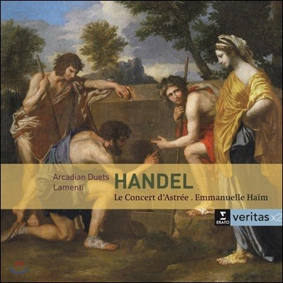 Emmanuelle Haim 헨델: 아르카디아 듀엣 / 라멘티 (Handel: Arcadian Duets, Lamenti)