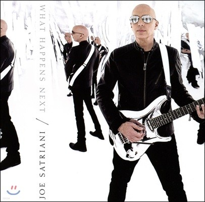 Joe Satriani (조 새트리아니) - What Happens Next