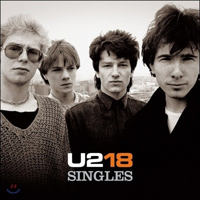 U2 (유투) - 18 Singles [2LP]