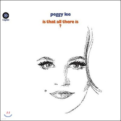 Peggy Lee (페기 리) - Is That All There Is [LP]