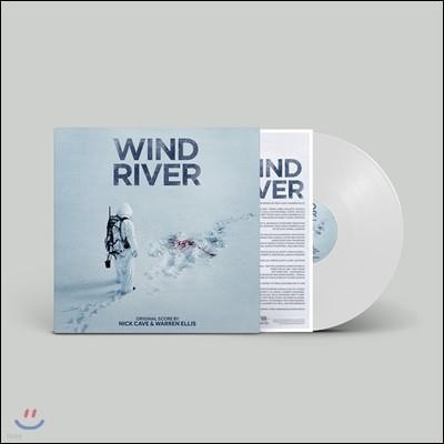 윈드 리버 영화음악 (Wind River Original Score by Nick Cave & Warren Ellis) [스노우 화이트 컬러 LP]