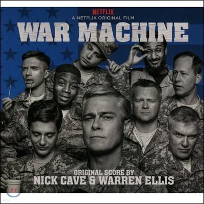 워 머신 영화음악 (War Machine OST by Nick Cave & Warren Ellis)