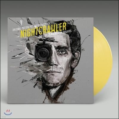 나이트 크롤러 영화음악 (Nightcrawler OST by James Newton Howard) [스트릿라이트 옐로우 컬러 LP]