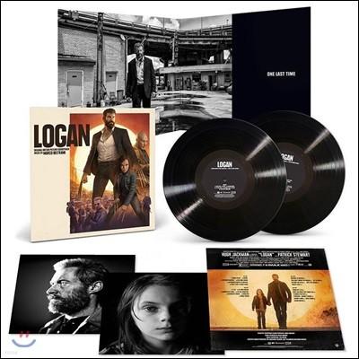 로건 영화음악 (Logan OST by Marco Beltrami 마르코 벨트라미) [2LP]