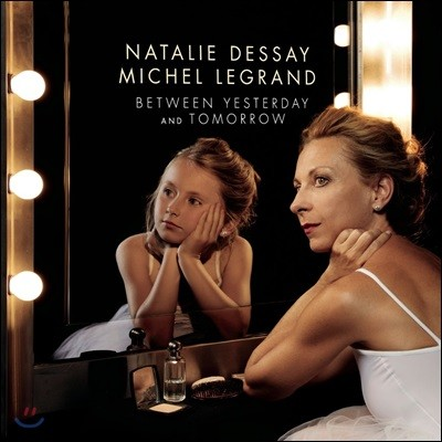 Natalie Dessay 나탈리 드세이가 부르는 미쉘 르그랑 (Between Yesterday and Tomorrow - An Extraordinary Story of an Ordinary Woman) [2 LP]