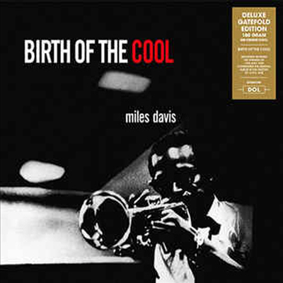 Miles Davis - Birth Of The Cool (Gatefold Cover)(180G)(LP)