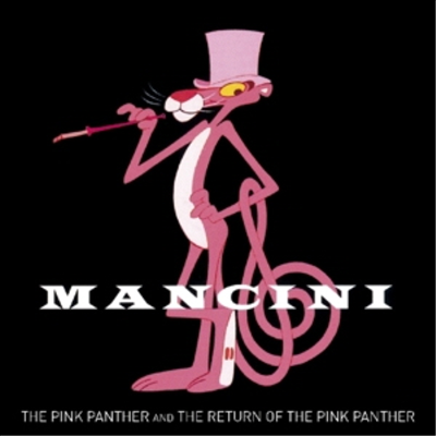 Henry Mancini - Pink Panther/Return Of The Pink Panther (핑크 팬더/돌아온 핑크 팬더) (Soundtrack)(2 On 1CD)(Super-Jewelcase)