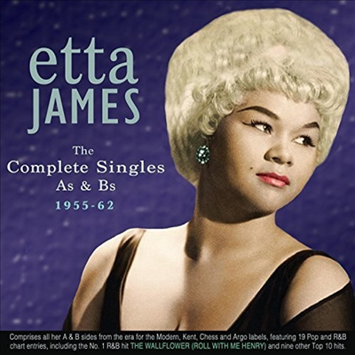 Etta James - Complete As & Bs 1955-62 (2CD)