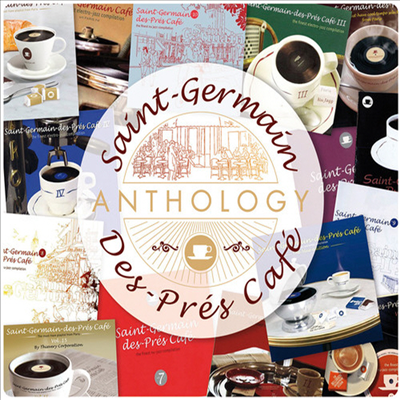 Various Artists - Saint-Germain Des-Pres Cafe: Anthology (Digipack)(4CD)