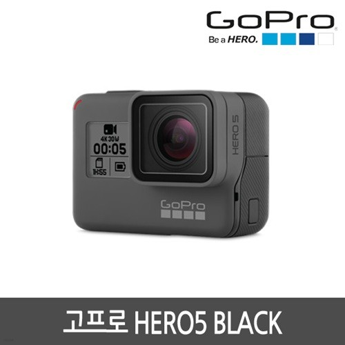 (고프로정품) HERO5 Black / 히어로5 블랙 / 미개봉 새상품 안전배송