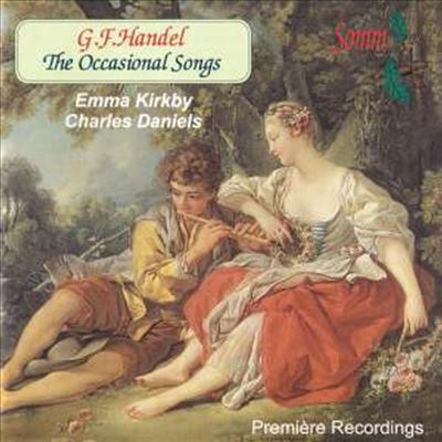 헨델 - 사랑의 노래 & 극을 위한 노래 (Handel - Love Songs, Theatre Songs & Comic Songs_ - Emma Kirkby