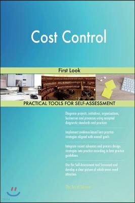 Cost Control: First Look