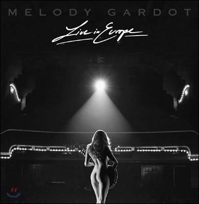 Melody Gardot (멜로디 가르도) - Live In Europe [3LP]