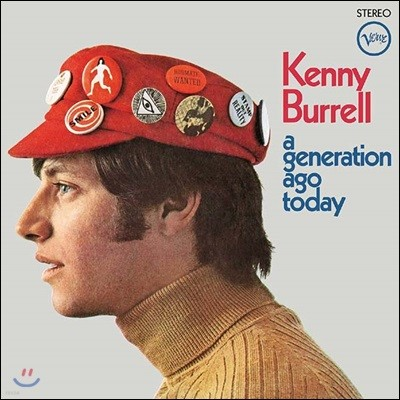 Kenny Burrell (케니 버렐) - A Generation Ago Today