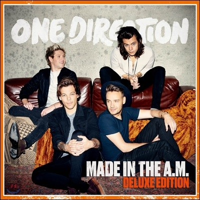 One Direction - Made In The A.M. 원 디렉션) 5집 [Deluxe]