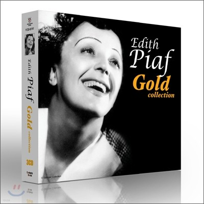 Edith Piaf - Gold Collection