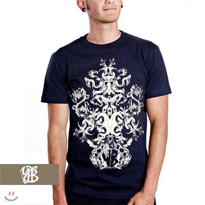 YB 2011 청춘 콘서트 공식티셔츠 Navy Blue - 남녀공용 Unisex 사이즈 XS(90)