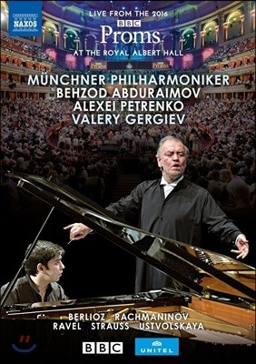 Valery Gergiev 뮌헨 필하모닉 2016 로열 앨버트 홀 BBC 프롬스 (Munchner Philharmoniker BBC Proms 2016 at the Royal Albert Hall)