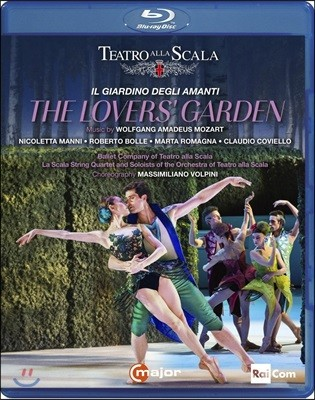 Ballet Company of Teatro alla Scala 마시밀리아노 볼피니의 발레 - 모차르트: 사랑의 정원 (Mozart: The Lovers' Garden)