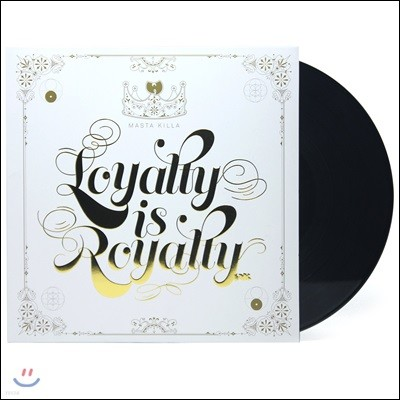 Masta Killa (마스터 킬라) - Loyalty Is Royalty [2 LP]