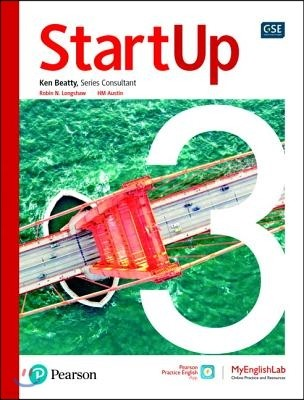 StartUp 3 : Student Book with app and MyEnglishLab