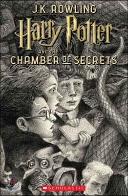 Harry Potter and the Chamber of Secrets (미국판) : 해리포터 20주년 기념판