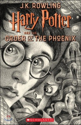 Harry Potter and the Order of the Phoenix (미국판) : 해리포터 20주년 기념판