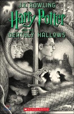 Harry Potter and the Deathly Hallows (미국판) : 해리포터 20주년 기념판