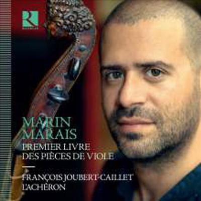 마랭 마레: 비올라 다 감바 작품집 1권 전곡 (Marin Marais: Complete Premier livre des pieces de Viole) (4CD) - Francois Joubert-Caillet