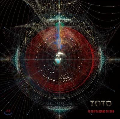 Toto - 40 Trips Around the Sun: Greatest Hits 토토 베스트 앨범