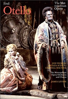 James Levine / Renata Scotto 베르디: 오텔로 (Giuseppe Verdi: Otello)