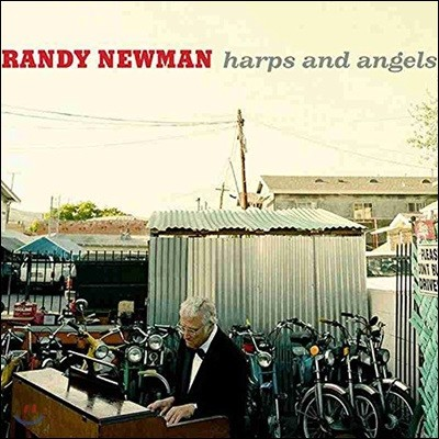Randy Newman (랜디 뉴먼) - Harps And Angels [LP]